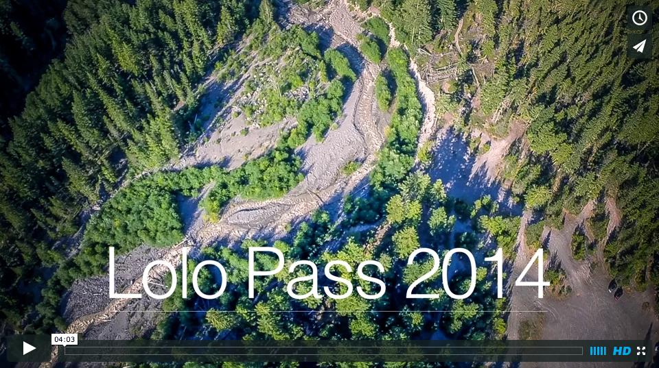 Lolo Pass 2014